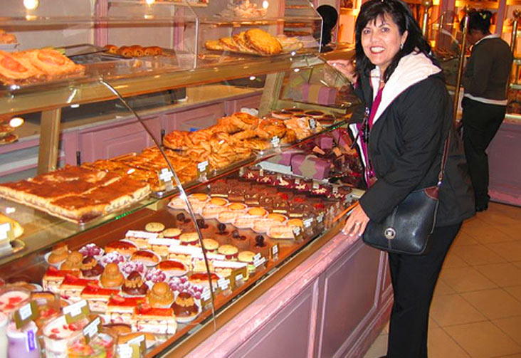кондитерский-магазин