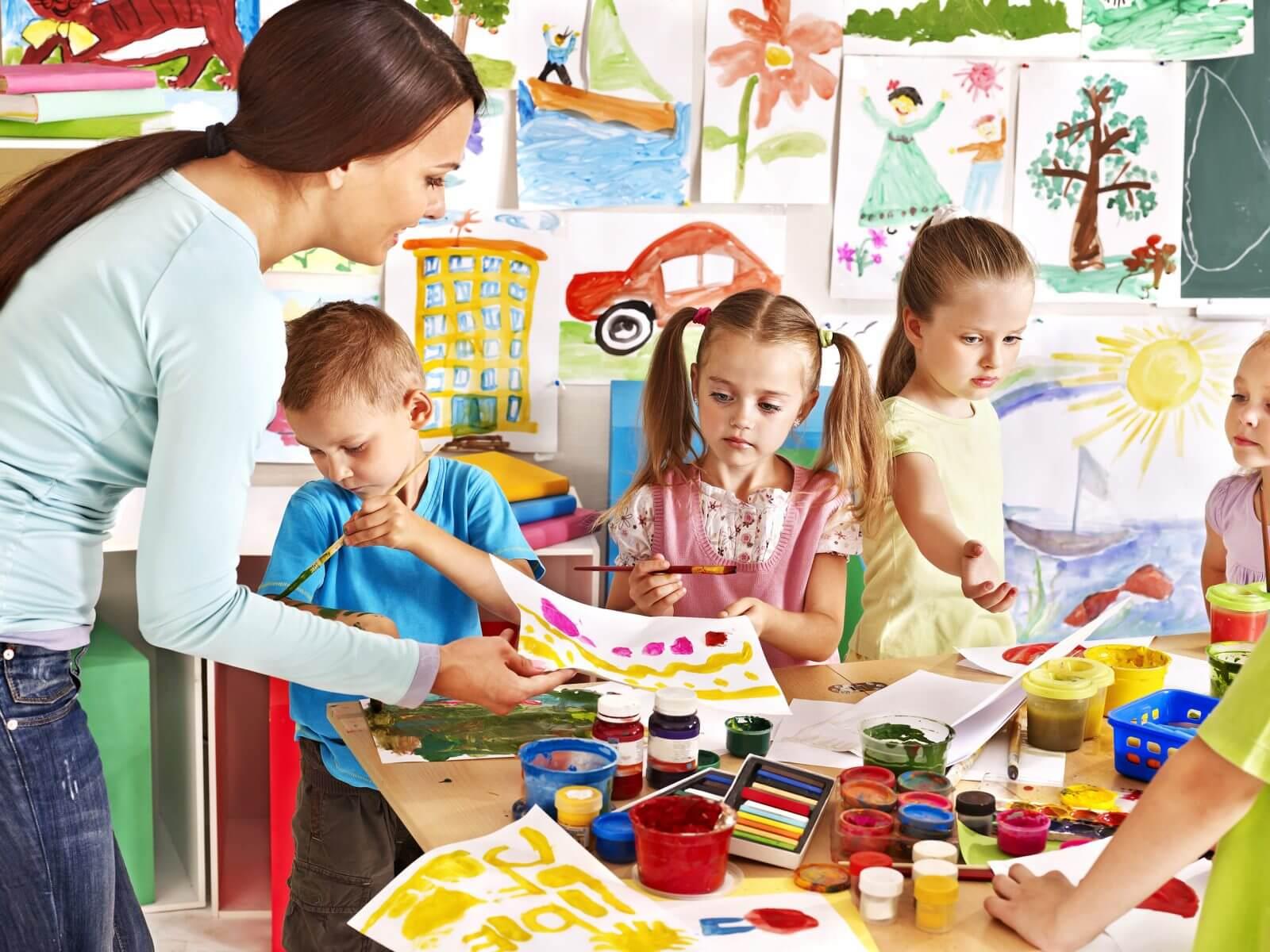 Частный детский сад в квартире