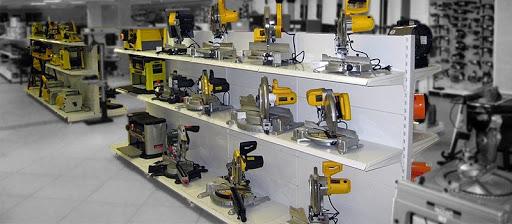 Оборудование для магазина электротоваров