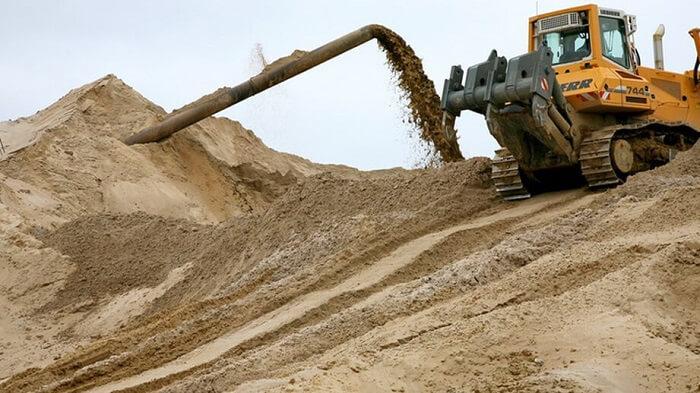 завод по производству бетона