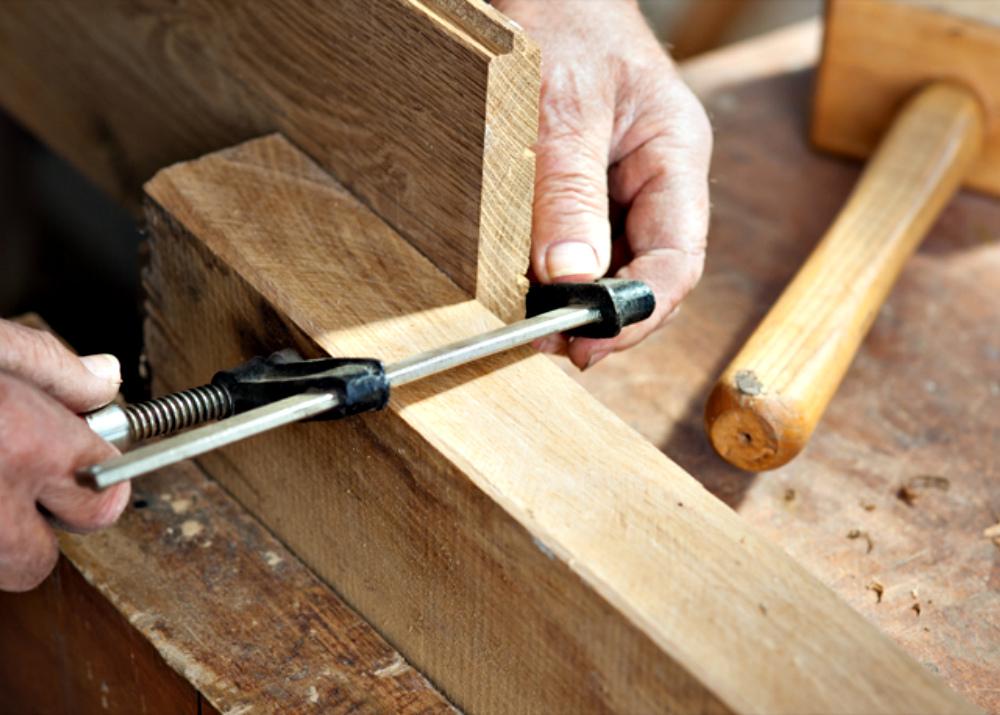 Планировка столярной мастерской