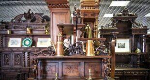антикварный магазин