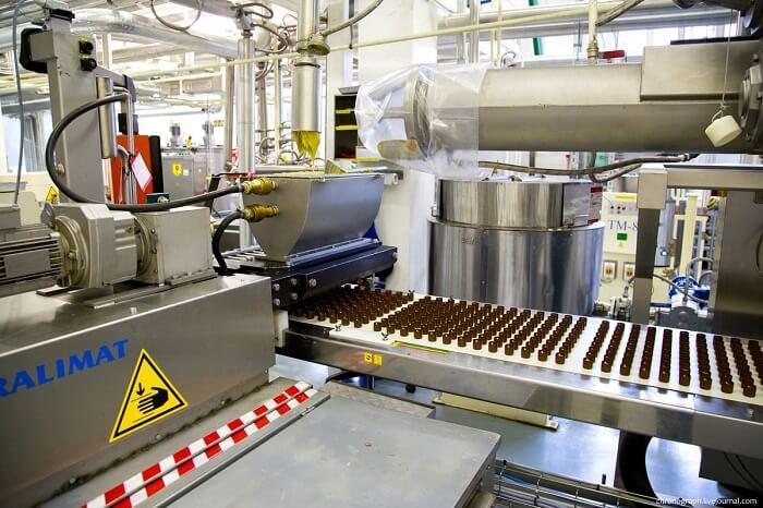 Какое оборудование необходимо для производства шоколада