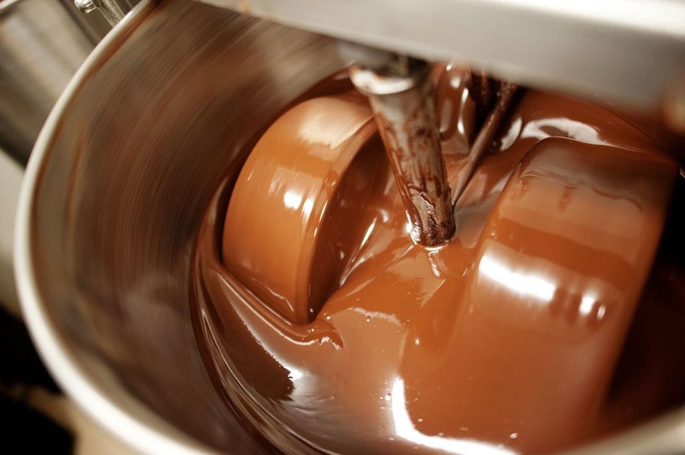 Технология производства: как делают шоколад