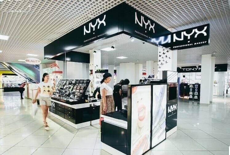 Преимущества франшизы NYX Professional Makeup
